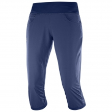 Elevate Capri Pant W by Salomon in Sutton Ma