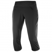 Womens Elevate Capri Pant by Salomon in Truckee Ca