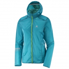 Lightning Wind Hoodie W by Salomon in Logan Ut