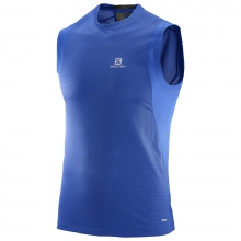 Trail Runner Sleeveless Tee M