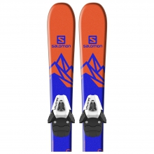 QST MAX Jr XS + C5 SR by Salomon