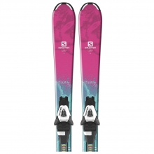 QST LUX Jr S + E C5 by Salomon