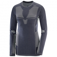 PRIMO WARM SEAMLESS TEE W by Salomon