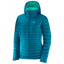 HALOES DOWN HOODIE W by Salomon in Shanghai