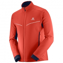 AGILE SOFTSHELL JKT M by Salomon