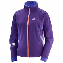 LIGHTNING WARM SSHELL JKT W by Salomon