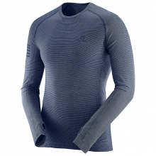 PULSE SEAMLESS LS TEE M by Salomon