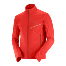 Rs Softshell Jkt M by Salomon in Chamonix-Mont-Blanc