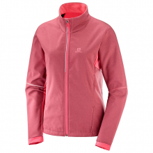 AGILE SOFTSHELL JKT W by Salomon