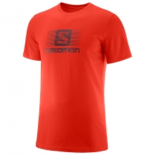 BLEND LOGO SS TEE M by Salomon