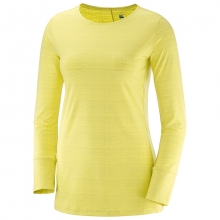 RECOVERY CERAMIC LS TEE W by Salomon
