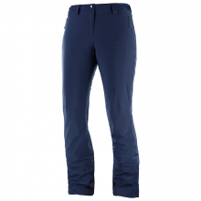 Women's Icemania Pant  by Salomon in Golden CO