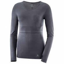ELEVATE MOVEON LS T solid by Salomon