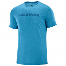 AGILE GRAPHIC TEE M by Salomon