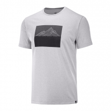 Agile Graphic Tee M by Salomon in Broomfield CO