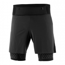 EXO TWINSKIN SHORT M by Salomon in Munchen Bayern