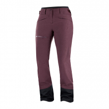 Proof Lt Insulated Pant W by Salomon