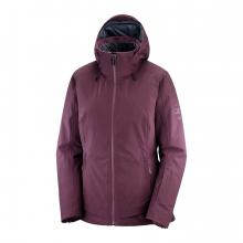 Women's Arctic Jacket  by Salomon in Chelan WA