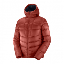 Transition Down Hoodie M