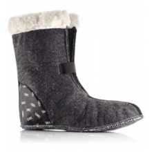 Caribou 9Mm TP Innerboot Snow Cuff by Sorel