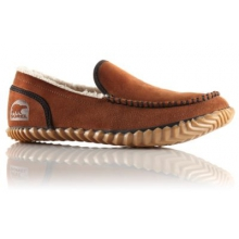 Men's Sorel Dude Moc by Columbia in Ellicottville Ny