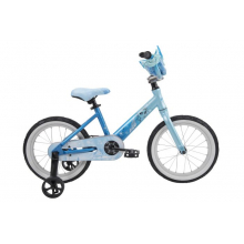 The Disney Frozen Kids Bicycle by Batch Bicycles in Santa Monica Ca