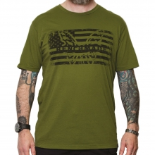 T-Shirt, Od Patriot by Benchmade