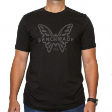 T-SHIRT, SUBDUED BLK, LG by Benchmade in Valencia Ca