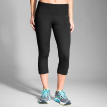 Women's Greenlight Capri by Brooks Running in Squamish British Columbia
