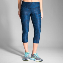 Women's Greenlight Capri by Brooks Running in Bismarck Nd