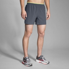"Men's Sherpa 5"" Short by Brooks Running in Hoffman Estates Il"