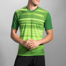 Men's Fly-By Short Sleeve by Brooks Running