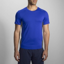 Men's Steady Short Sleeve by Brooks Running in Columbus Ga