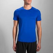 Men's Steady Short Sleeve by Brooks Running in Brea Ca