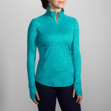 Women's Dash 1/2 Zip by Brooks Running in Tamaqua Pa