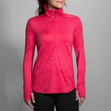 Women's Dash 1/2 Zip by Brooks Running in Hilo Hi