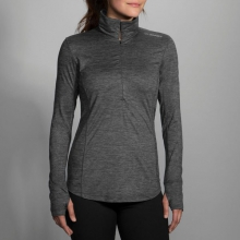 Women's Dash 1/2 Zip by Brooks Running in Alexandria La