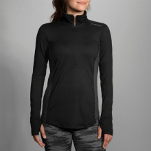 Women's Dash 1/2 Zip by Brooks Running in Northville Mi