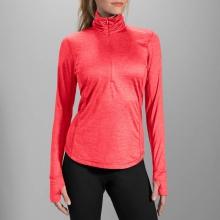 Women's Dash 1/2 Zip by Brooks Running in Portland Or