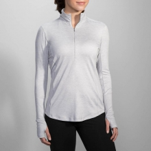 Women's Dash 1/2 Zip by Brooks Running in New York Ny