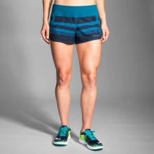 """Women's Chaser 3"""" Short by Brooks Running in Bowling Green Ky"""