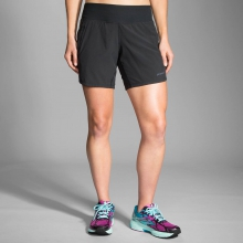 "Women's Chaser 7"" Short by Brooks Running in Squamish British Columbia"