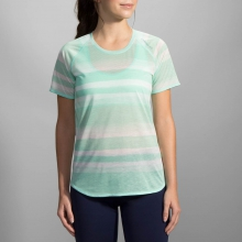 Women's Ghost Short Sleeve by Brooks Running in Encino Ca
