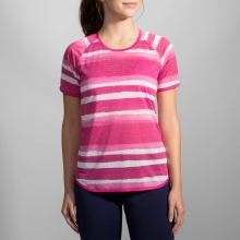 Women's Ghost Short Sleeve by Brooks Running in Lisle Il