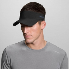 Men's Sherpa Visor by Brooks Running in Squamish British Columbia