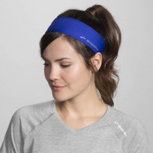 Women's Steady Headband by Brooks Running in Ashburn Va