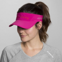 Run Happy Sherpa Visor by Brooks Running in Ashburn Va