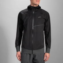 Men's Cascadia Jacket by Brooks Running in Wakefield Ri
