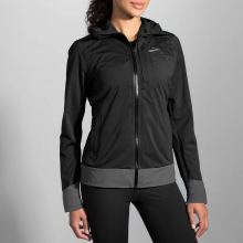 Women's Cascadia Jacket by Brooks Running in Ashburn Va