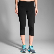 Women's Go-To Capri by Brooks Running in Squamish BC